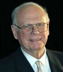 Previous Canadian Minister of Defense the Honorable Paul Hellyer