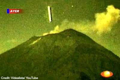 Photos of Similar UFOs Taken From Widely Separate Locations!