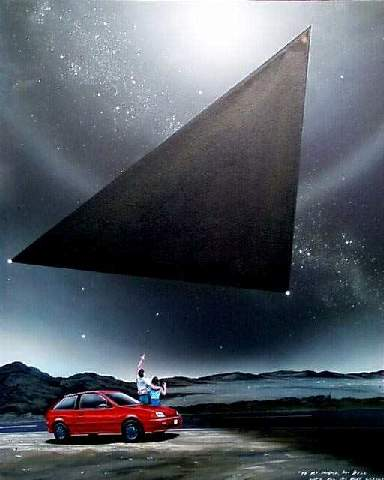 Texas Highway Patrolman: A Remarkable UFO Encounter