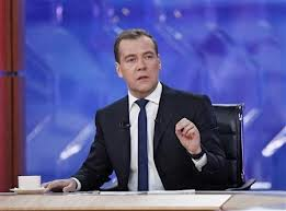 Russian Prime Minister Dmitry Medvedev Confirms ET Presence On Earth!
