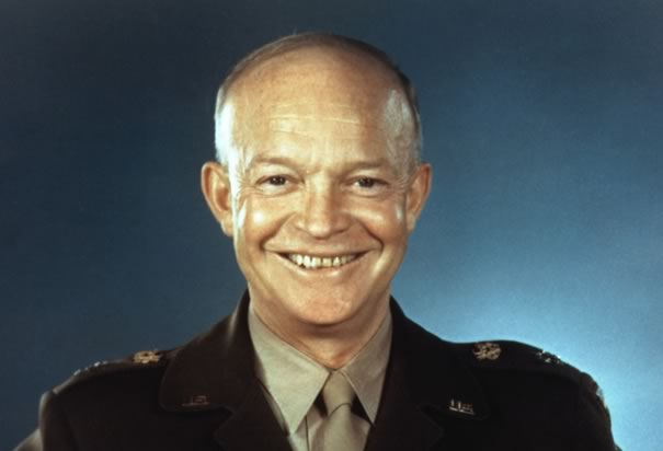 President Eisenhower Threatened To INVADE Area 51!