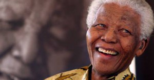 Thank you, Nelson Mandela, for all you did to improve our world!