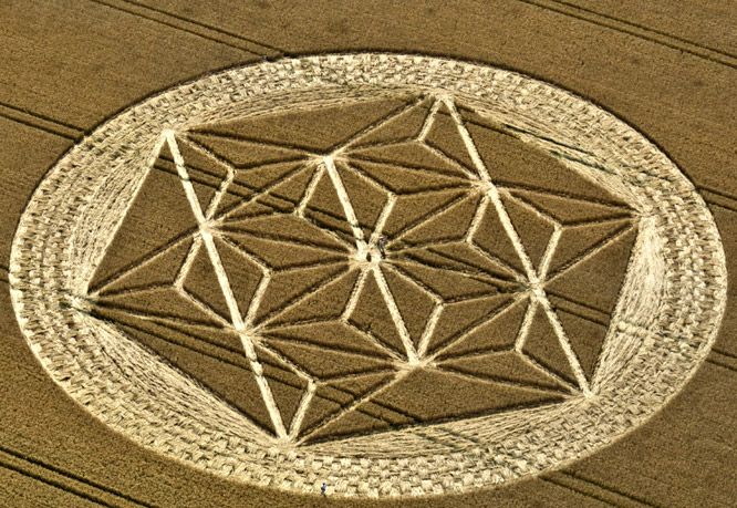 Genuine Crop Circles – Humanity's Safety Net