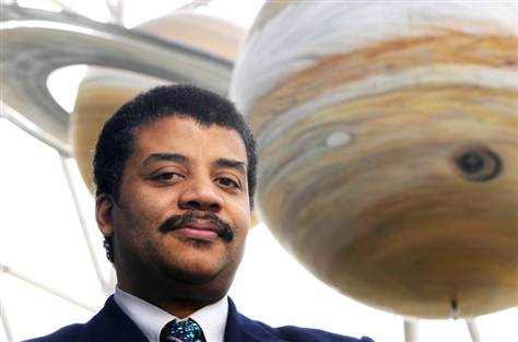 A Message For Neil deGrasse Tyson.