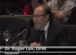 For Dr. Roger Leir, DPM