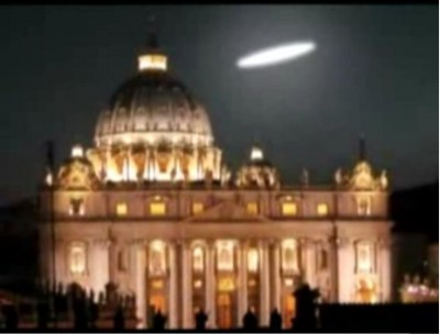 Letter to Pope Francis Concerning Extraterrestrial Contact Goes Unanswered