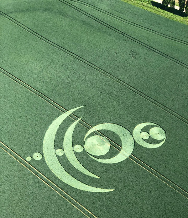 Crop Circles: Cling to Them!
